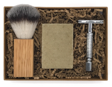 Load image into Gallery viewer, Mutiny Shaving Box -Peppermint & Nettle