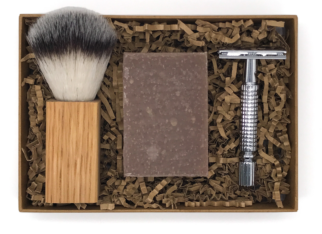 Mutiny Shaving Box – Cinnamon & Orange