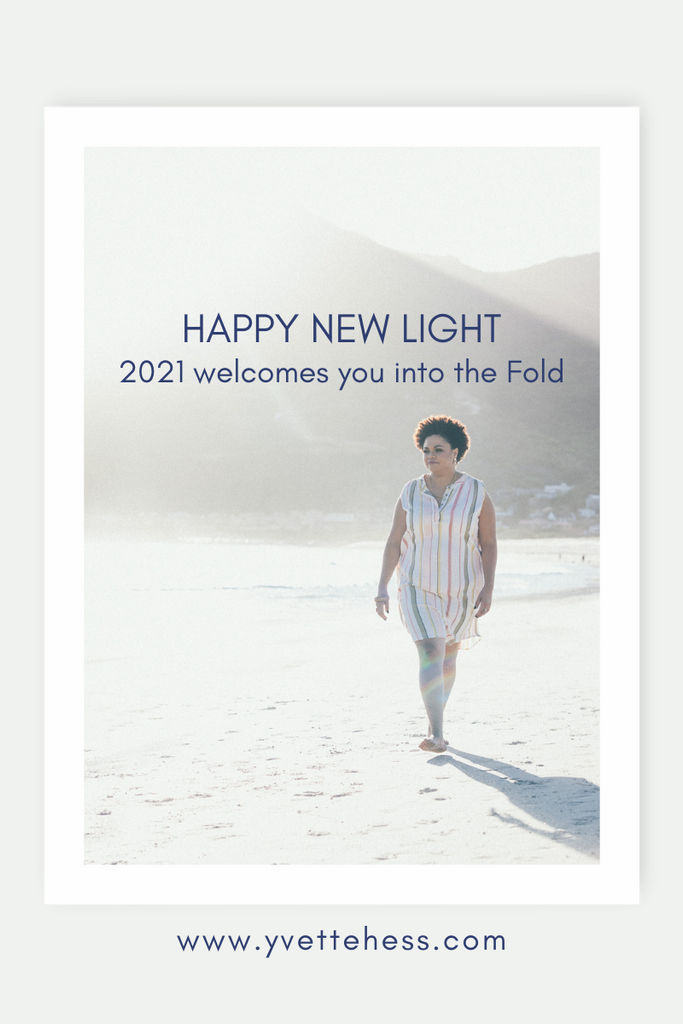 Happy New Light - 2021 Welcomes You