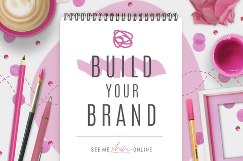 Build your Brand- More Logo and limited original graphics