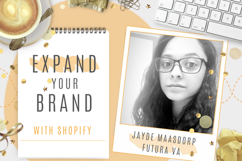 Expand Your Brand with e-commerce - Shopify store - Futura VA