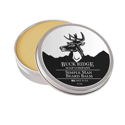 Simple Man Beard Balm