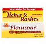 Boericke And Tafel - Florasone Itches And Rashes Cream - 1 Oz