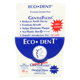 Eco-dent Gentle Floss - Mint 40 - Case Of 6 - 40 Yds