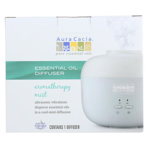 Aura Cacia -Ultrasonic Essential Oil Diffuser