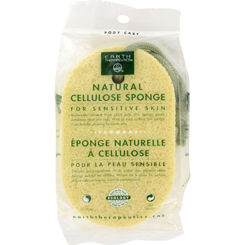 Earth Therapeutics Natural Cellulose Sponge