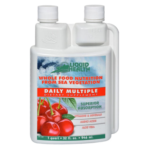 Liquid Health Daily Multiple - 32 Fl Oz