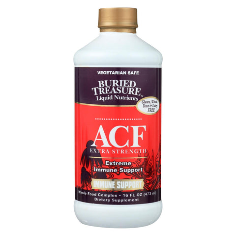 Buried Treasure - Acf Extra Strength - 16 Fl Oz