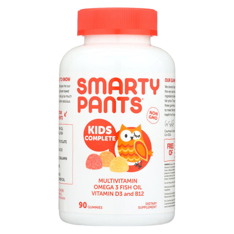 Smartypants Gummy Vitamin - Multi - Kid Complex - 90 Count