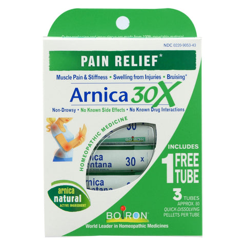 Boiron - Arnicare 30x Pain Relief Tube - 3 Count