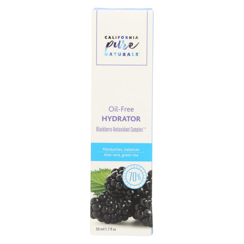 California Pure Naturals - Oil-free Hydrator - 1.7 Fl Oz.