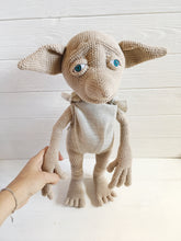 Load image into Gallery viewer, Crochet home elf