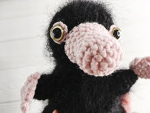 Load image into Gallery viewer, Crochet fantasy beast