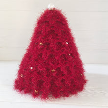 Load image into Gallery viewer, Red Christmas tree