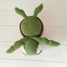 Load image into Gallery viewer, amigurumiturtle7
