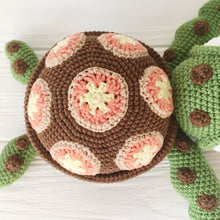 Load image into Gallery viewer, amigurumiturtle10