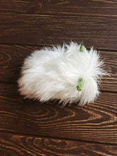 Load image into Gallery viewer, White caterpillar