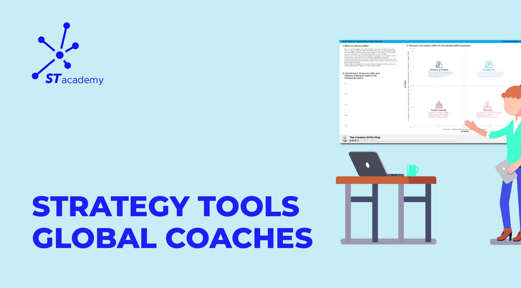Strategy Tools Global Coaches Certification Program | Instructor-Led January 2021