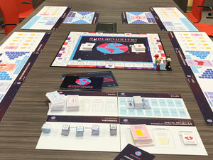 Supercluster! Simulation Kit (for certified facilitators)