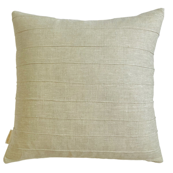 NEW STOCK Oatmeal Cushion Cover