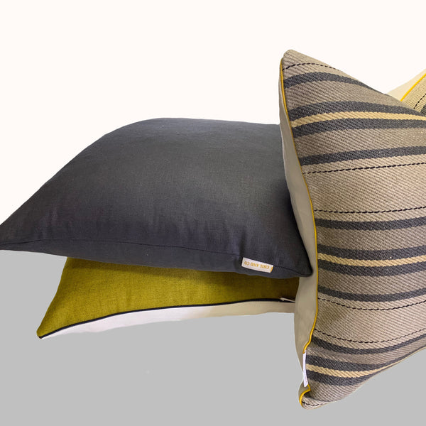 NEW STOCK Belgian Linen Cushion Cover