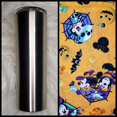 Halloween Mickey - 20oz Fabric Tumbler