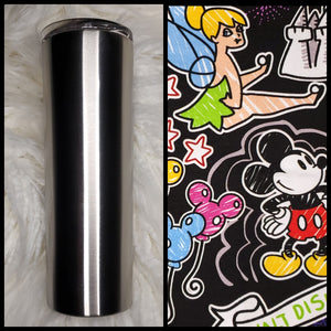 Mickey & Friends - Balloons - 20oz Fabric Tumbler