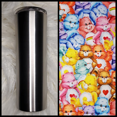 Care Bears - 20oz Fabric Tumbler
