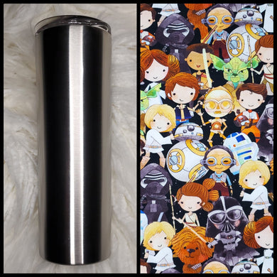 Star Wars - 20oz Fabric Tumbler