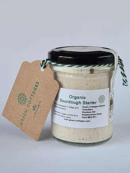 Sourdough starter to get you going!