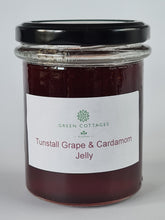 Load image into Gallery viewer, Tunstall Grape and Cardamom Jelly