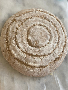 Round Ribbed Sourdough Baking Kit