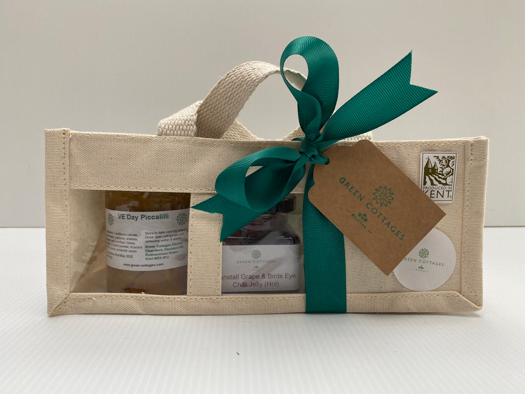 Goes With Cheese Trio gift pack