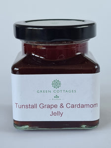 Tunstall Grape and Cardamom Jelly