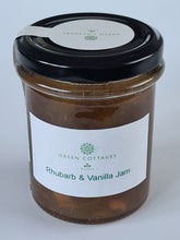 Load image into Gallery viewer, Rhubarb and Vanilla Jam