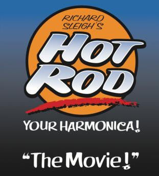 Hot Rod Your Harmonica - The Movie! DVDs (INT)