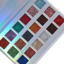 Load image into Gallery viewer, Sofia by Lucky Glitter Obsession Eye Shadow Pallet