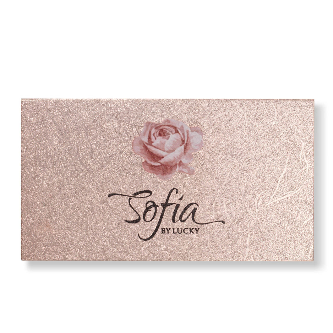 Sofia by Lucky Golden Beach Eye Shadow Pallet