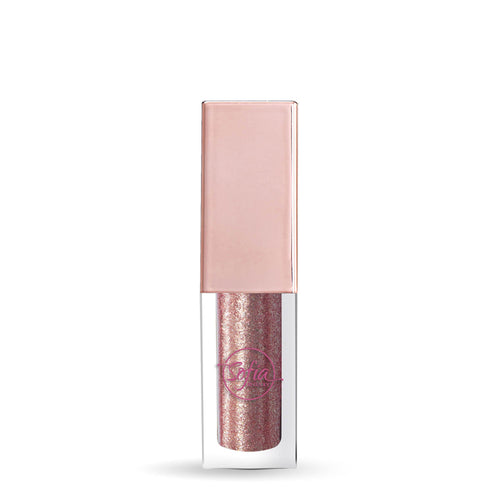 Sofia by Lucky Metallic Liquid Eye Shadow - Pink #8