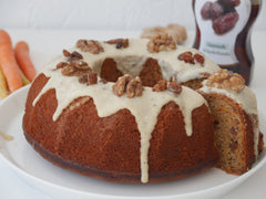 Date Syrup Carrot Cake