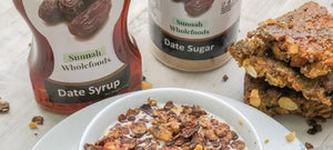 Date Syrup and Chocolate Granola