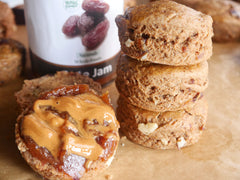 Date and Walnut Scones Recipe: The Perfect Tea Time Treat