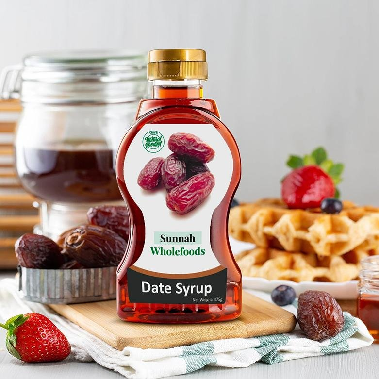 Date Jam & Syrup 6 Pack
