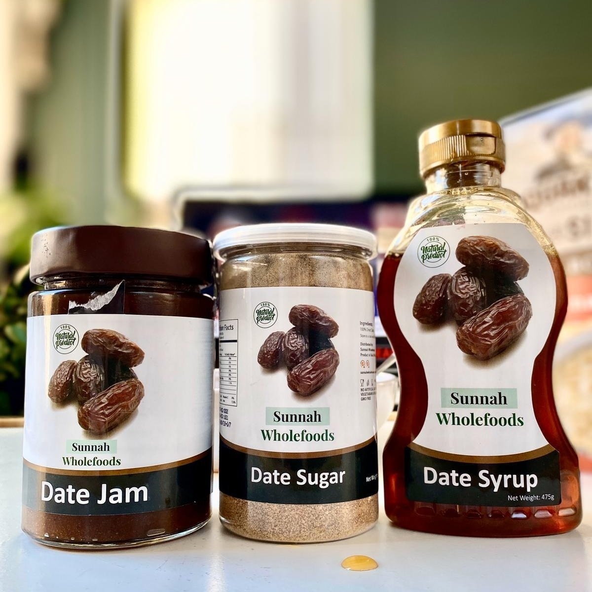 6 Date Syrup Bundle