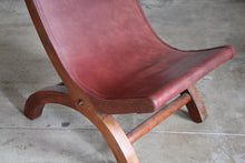 Load image into Gallery viewer, 1970s Clara Porset Style Mexican Butaque Chair