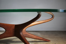 "Load image into Gallery viewer, Vladimir Kagan ""Tri-Symetric"" Coffee Table - 1970s"