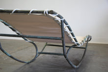 Load image into Gallery viewer, Early Walter Lamb Bronze Rocking Chaise