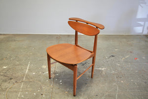 Finn Juhl Bo-62 Reading Chair for Bovirke, 1960s