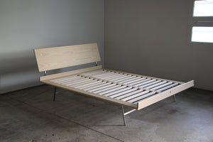 "George Nelson ""Thin Edge"" Queen Bed"