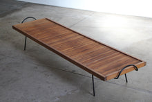 Load image into Gallery viewer, Low Table or Bench by William Katavolos, Ross Littell and Douglas Kelley, 1949